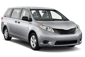 rentar minivan New York