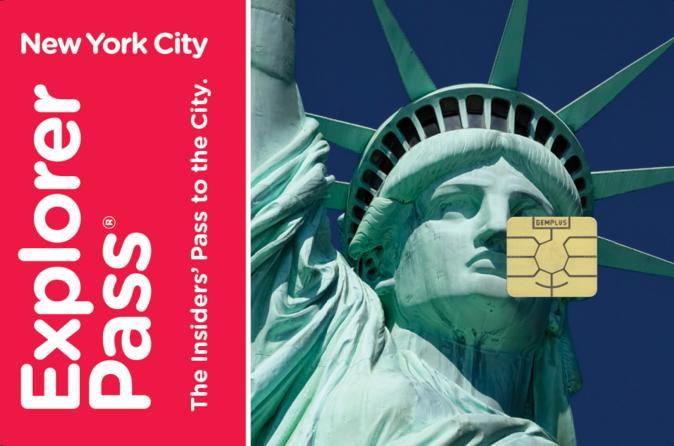 Tarjeta Turística New York Explorer Pass