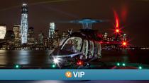 excursión nocturna helicóptero Nueva York